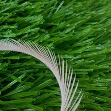 Перья гуся 15-20 см. биот (нити) - 10 шт. Bloodfang цвет